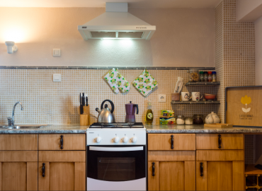 Kitchen from the Sunrise Studio