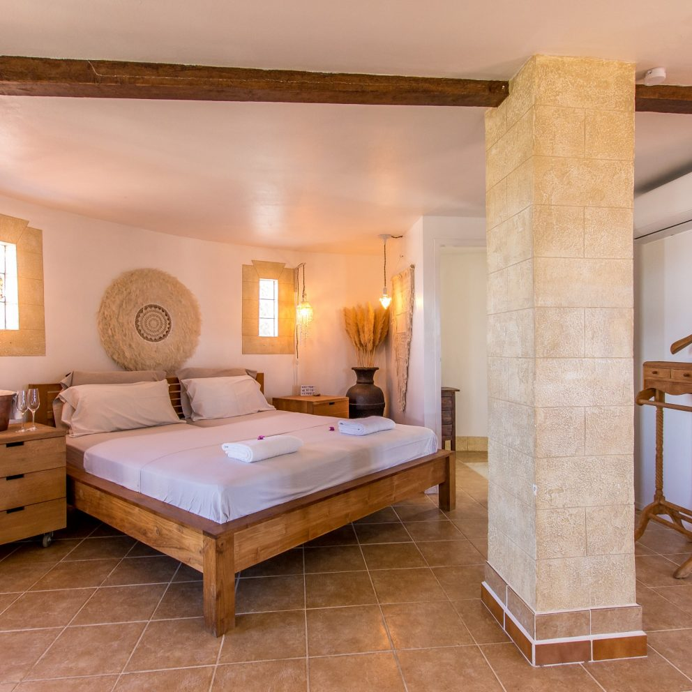 Casa Tarsan 360Suite with kingsize bed