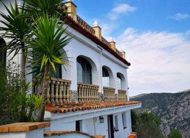 Casa Tarsan in the mountains