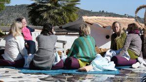 agatha writers retreat